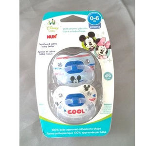 NWT Disney Pacifiers